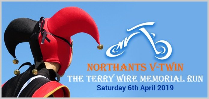 Northants V-twin Terry Wire Memorial Run 2019