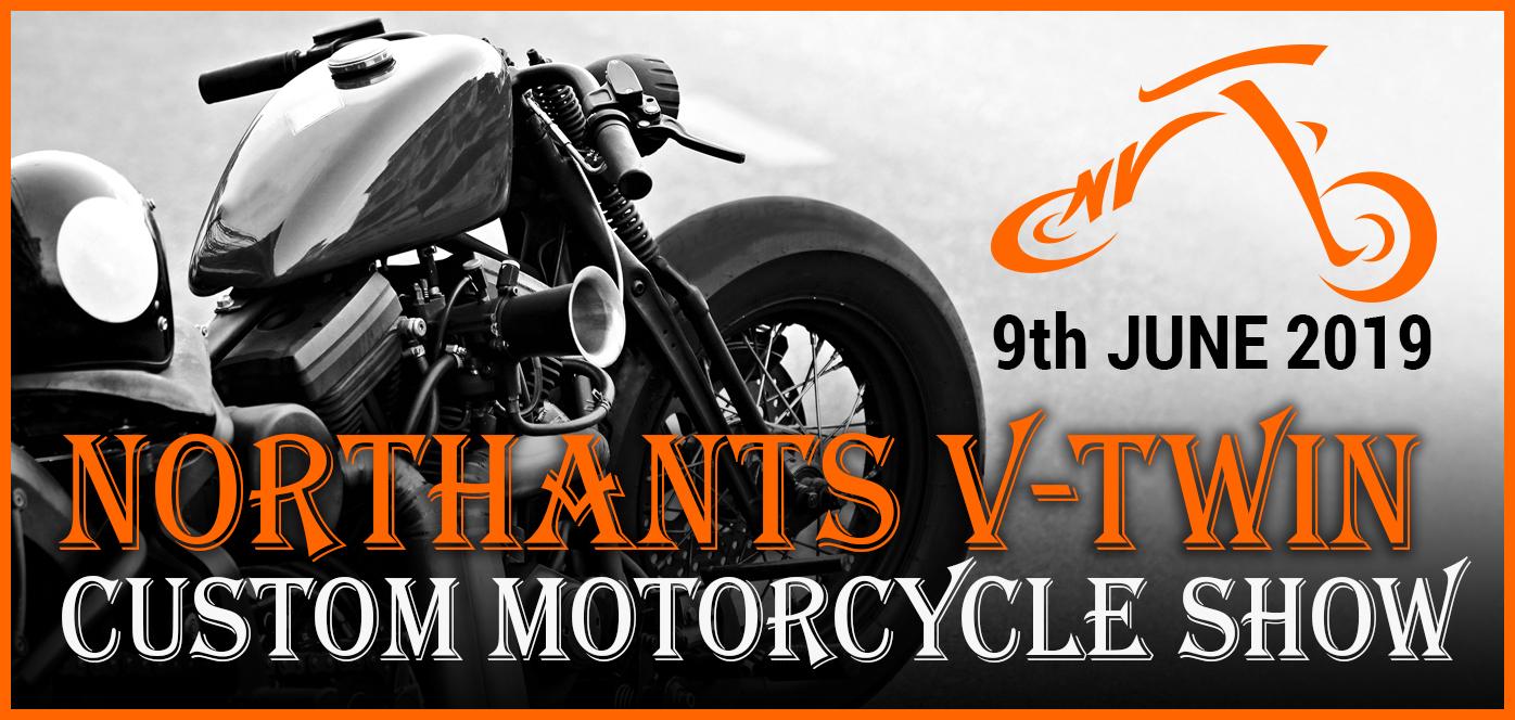 Northants V-twin 7th Custom Bike Show