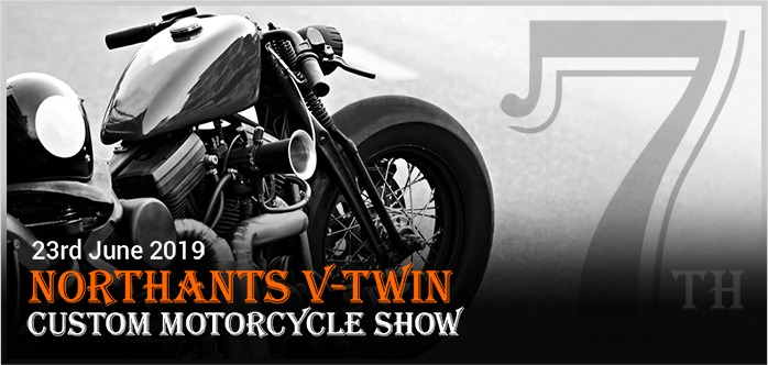 Northants V-twin 7th Custom Bike Show