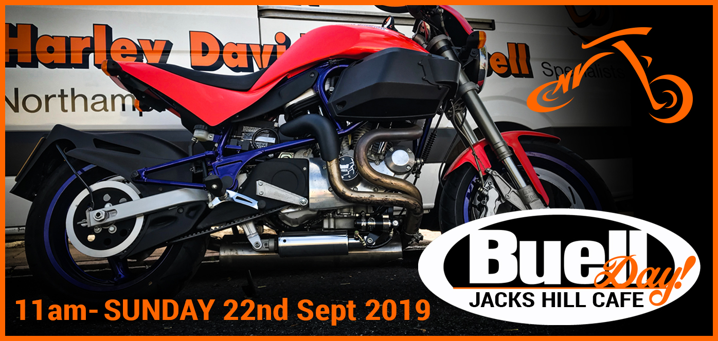 Northants V-twin Buell Day